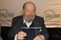 "Bud Spencer was an Italian actor, filmmaker and professional swimmer. He is known for action-comedy roles with his long-time film partner Terence Hill. A successful swimmer in his youth, he obtained a degree in law and registered several patents. Spencer also became a certified commercial airline and helicopter pilot! Lived: Oct 31, 1929 - Jun 27, 2016 (age 86) Height: 6' 4"" (1.94 m) Spouse: Maria Amato (m. 1960) Children: Diamy Spencer (Da"