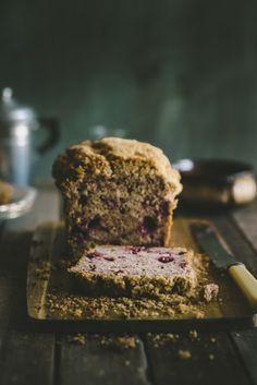Raspberry Muffin Bread