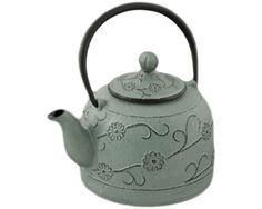 Cast Iron Teapot Gry