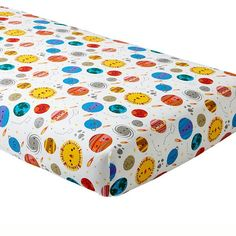 Adorable for my little nerds  Deep Space Crib Sheet