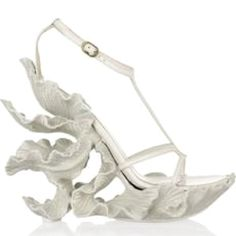 £2,095 Alexander McQueen shoes- if these are high fashion, I'm out.....