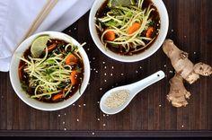 Cleansing Ramen Soup {vegan, gluten free} - Food Well Said
