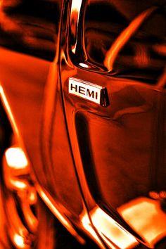 1968 Hemi Dodge Charger - by Gordon Dean II