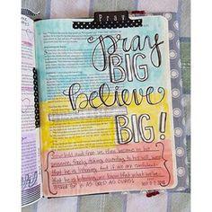 A boutique shop featuring the work of independent designers Faith Bible, My Bible, Bible Art, Bible Study Journal, Art Journaling, Scripture Journal, Journal Art, Journal Ideas, Christian Art
