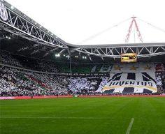 Juventus Stadium: coreografia