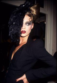 Kate Moss In John Galliano, 1995