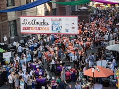 """Los Angeles magazine and Concern Foundation invite you to """"An Evening in Paradise"""" with a special tribute to cancer researchers and celebrating Los Angeles magazine's Best of L.A.®"""