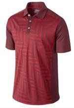 Nike Golf Herringbone Jacquard Polo