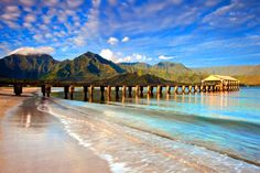 Hanalei Bay, Kauai , Locations - Hawaii Weddings, Married with Aloha, Hawaii - 1