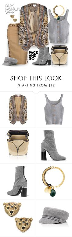 """""""Pack and Go: Paris Fashion Week"""" by ysmn-pan ❤ liked on Polyvore featuring Camilla, 3.1 Phillip Lim, Marni, Kate Spade, Eugenia Kim, Sylvia Alexander, contest, parisfashionweek and Packandgo"""