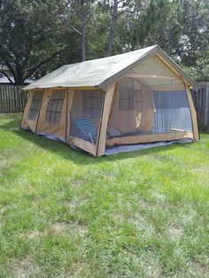 Want a tent like this