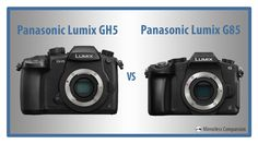 The 10 Main Differences Between the Panasonic GH5 and G85 (GH5 vs G80)