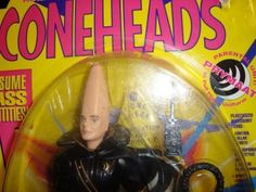 Coneheads Prymaat Parental Unit Jane Curtin 1993 New | eBay