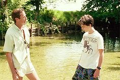 """oscarseason: """" Call Me By Your Name (2017) dir. Luca Guadagnino """" Elio Perlman is spending the summer with his family at their vacation home in Lombardy, Italy. When his father hires a handsome..."""