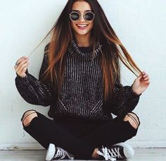 Find and save up to date fashion trends and the latest style inspiration, ootd photography and outfit looks Fall Outfits, Cute Outfits, Summer Outfits, Casual Outfits, Outfits 2016, Unique Outfits, Casual Wear, Casual Dresses, Summer Dresses
