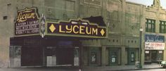 Lyceum Theater, Bayonne, NJ