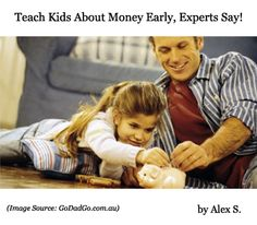 4 Important Points in Teaching Our Kids About Money Early