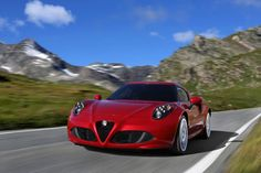 Alfa Romeo made a silent exit from the U. The Italian automaker, had by Fiat, will hop its hand at the U. market again, this moment with the 2014 Alfa Romeo Luxury Car Brands, Luxury Cars, Luxury Services, Alfa 4c, Alfa Romeo 156, Used Car Prices, Thing 1, Latest Cars, Performance Cars