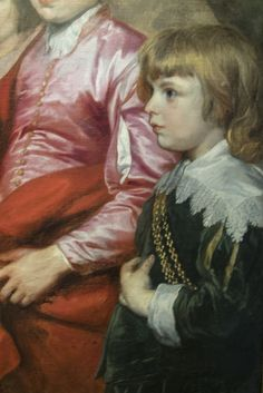 Sir Anthony Van Dyck (1599-1641), (detail)