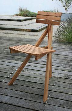 proppy chair - furniture by Tandem, Devon