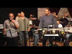 The Giants of Latin Jazz Perform in the LP Studio.    Una bella canción con espíritu rojo y verde.... Compartir con ustedes la más hermosa música del mundo es mi mayor satisfacción.     Algo tremendo se está cocinando, estén atentos!