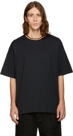 Facetasm - Black Oversized Plain T-Shirt All Blacks Shirt, Fashion Tips For Women, Mens Fashion, Oversized Shirt, T Shirts With Sayings, Street Wear, Tunic Tops, Clothes, Clothing Ideas