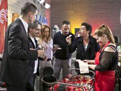 Prova exterior nos 35 anos da Rádio Comercial | Fotos | MasterChef Portugal | TVI