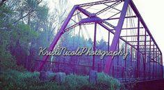 Bridgeton Iorn Bridge.