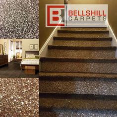 Glitter Stairs, Wall Design, House Design, My House, Sweet Home, Design Ideas, Painting, Life, Furniture