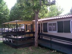 Gold Mobile Home