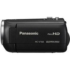 Panasonic HC-V160 Long Zoom Camcorder with Built-in WiFi  http://www.lookatcamera.com/panasonic-hc-v160-long-zoom-camcorder-with-built-in-wifi-2/