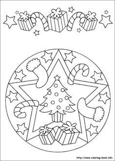 site com imensas mandalas de Natal