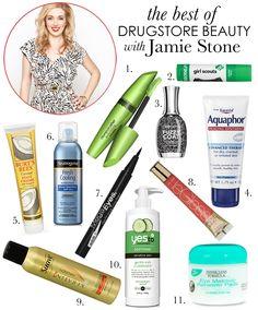 The Best of Drugstore Beauty w/Jamie Stone of QueenOfTheQuarterLifeCrisis