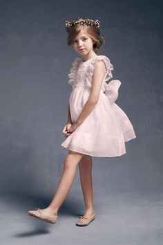 20768df59fa Nellystella Mae Silk Dress - Orchid Ice