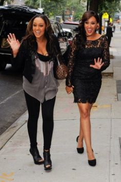 Tia & Tamera Mowry As Babies | Celebrity News & Style for Black Women