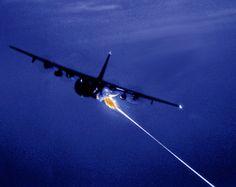 Air Force AC-130 Spectre Gunship