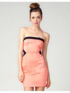 Zahara Backless Bodycon Dress