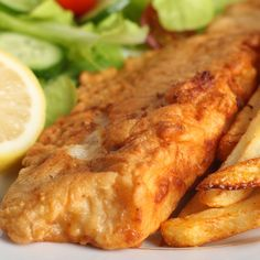 This battered fish recipe uses ginger beer.  Give it a try!. Battered Fish Recipe from Grandmothers Kitchen.