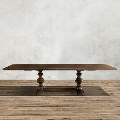 """Tuscany 86"""" x 44"""" Extension Table in Noceto"""