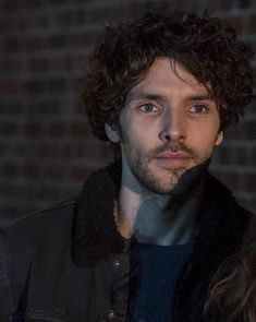 """Humans"" (Season Colin Morgan as Leo Elster Colin Bradley, Bradley James, Simon Amstell, Merlin And Arthur, King Arthur, James Righton, Benedict Sherlock, Benedict Cumberbatch, Laura Donnelly"