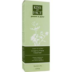 Clean For A Day (Creamy Face Cleanser)