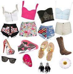 The Most Amazing, created by danicashea on Polyvore