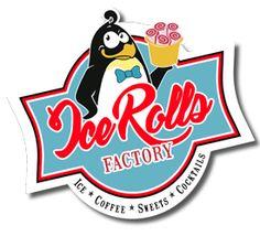 Unser Logo   #icerollsfactory #icerolls #dresden