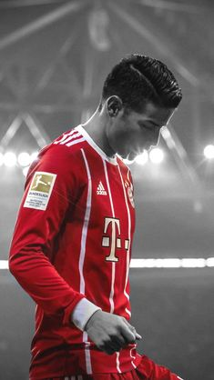 James Rodriguez #football #bayernmunich