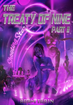PART II - This sprawling space tale continues with Part II. Ten years after the war, a growing threat to the treaty opens old battle wounds and drags an unsuspecting bunch into the struggle for peace.