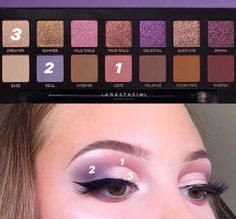Anastasia Beverly Hills norvina palette look make up palette Drop Ten Years From Your Age With These Skin Care Tips Makeup Goals, Makeup Inspo, Makeup Tips, Beauty Makeup, Makeup Ideas, Glowy Makeup, Makeup Hacks, Makeup Trends, Anastasia Palette