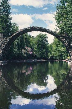 Stone Bridge, Germany