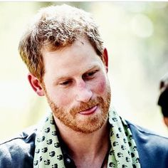 Our prince 💕#PrinceHarry #Royal #Ginger #PrinceOfWales #DukeOfCambridge #DuchessOfCambridge #William #Kate #PrinceGeorge #PrincessCharlotte #HeadsTogether #Sentebale #InvictusGames  #RoyalFamily #Diana
