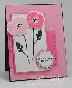 Thinking Of You by TreasureOiler - Cards and Paper Crafts at Splitcoaststampers