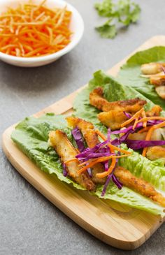 Fish Tacos--Recipe in Squeaky Clean Paleo eBook on page 166 #grainfree #paleo #lowcarb